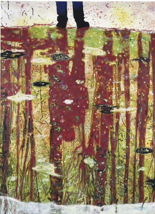 Peter Doig-Reflection (What Does your Soul Look Like?)-1996