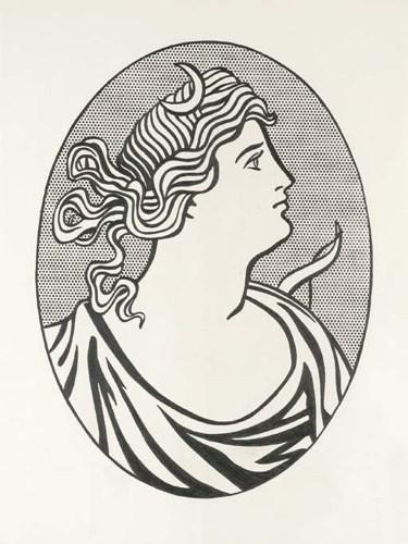 Roy Lichtenstein-Diana-1965