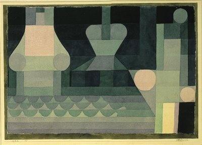 Paul Klee-Schleusen-1922