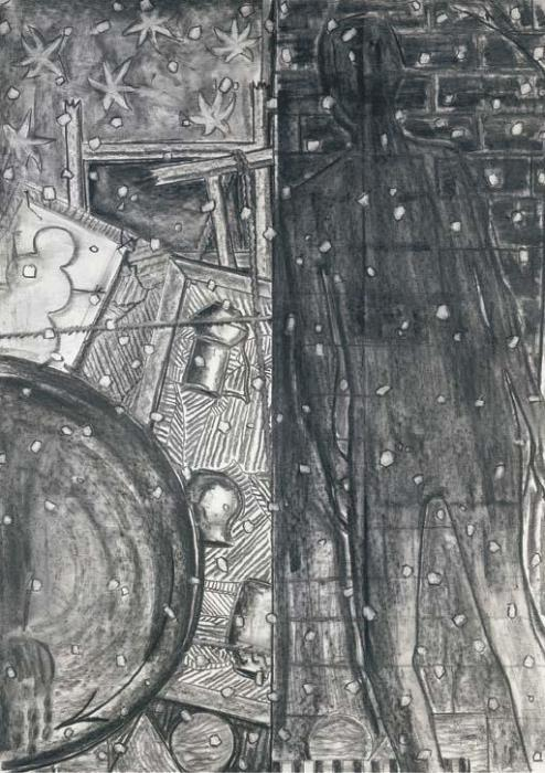 Jasper Johns-Winter-1986