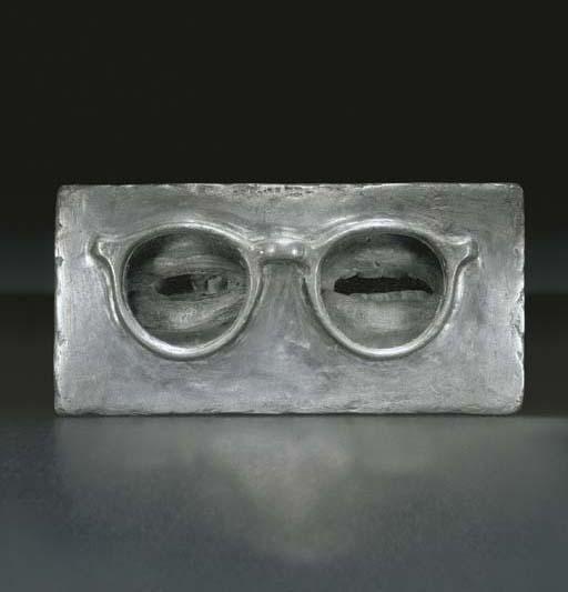 Jasper Johns-The Critic Sees-1961