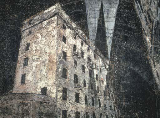 Anselm Kiefer-Das Haus (House)-1996