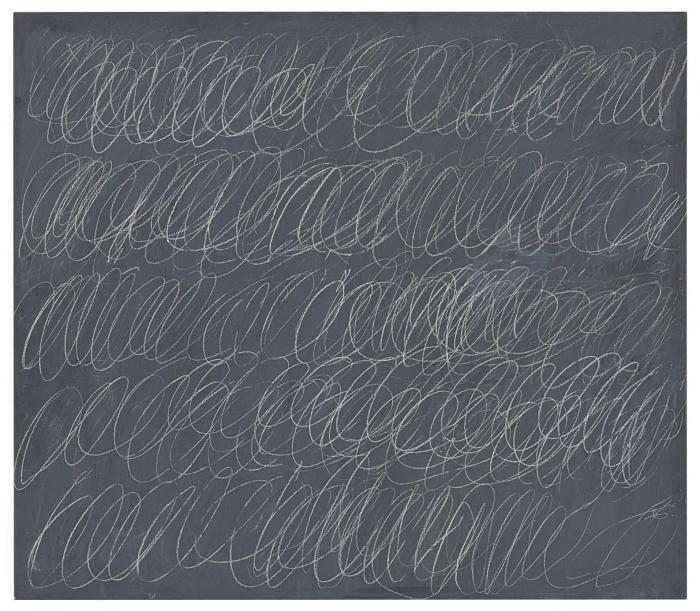Cy Twombly-Unititled-1967