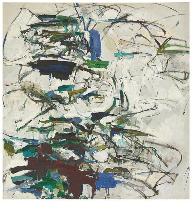 Joan Mitchell-Mont St. Hilaire-1956