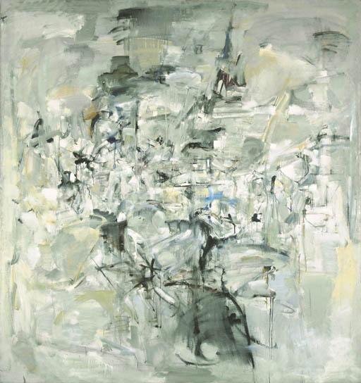 Joan Mitchell-No.3-1953