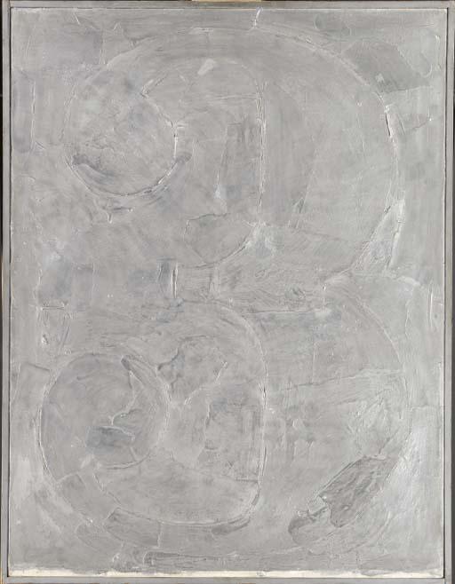 Jasper Johns-Figure 3-1961