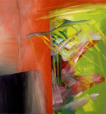 Gerhard Richter-Abstraktes Bild 557-3 (Abstract Painting 557-3)-1984