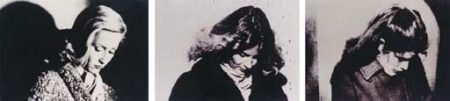 Richard Prince-Three Women With Heads Cast Down-1980