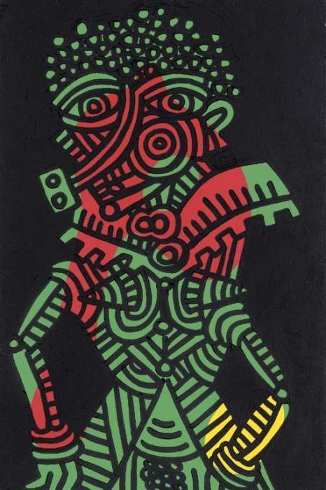 Keith Haring-Keith Haring - Percida-1986