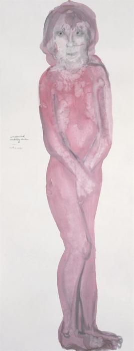 Marlene Dumas-Unwanted Attention-2002