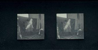 Marcel Duchamp-Stereoscopi photographs of the Rotary Glass Plates-1920