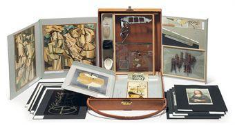 Marcel Duchamp-De ou par Marcel Duchamp ou Rrose Selavy (La Boite-en-valise)-1952