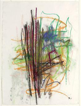 Joan Mitchell-Untitled-1991