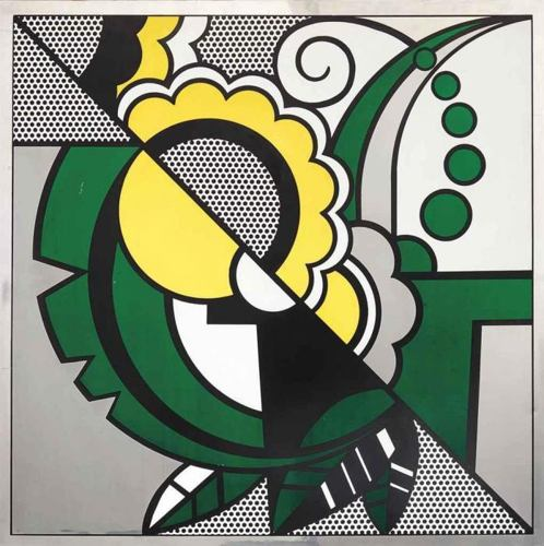 Roy Lichtenstein-Still Life-1968