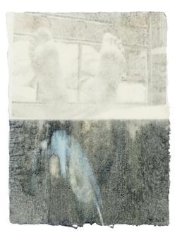 Robert Rauschenberg-Robert Rauschenberg - Untitled-1991