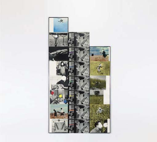 John Baldessari-Two Stories-1987
