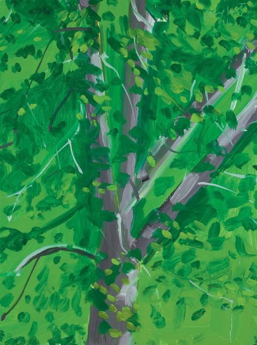 Alex Katz-Tree-1991