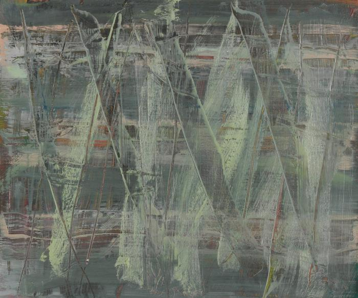 Gerhard Richter-Abstraktes Bild 754-1 (Abstract Painting 754-1)-1992