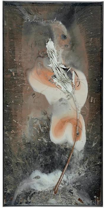 Anselm Kiefer-Palmsonntag-2006