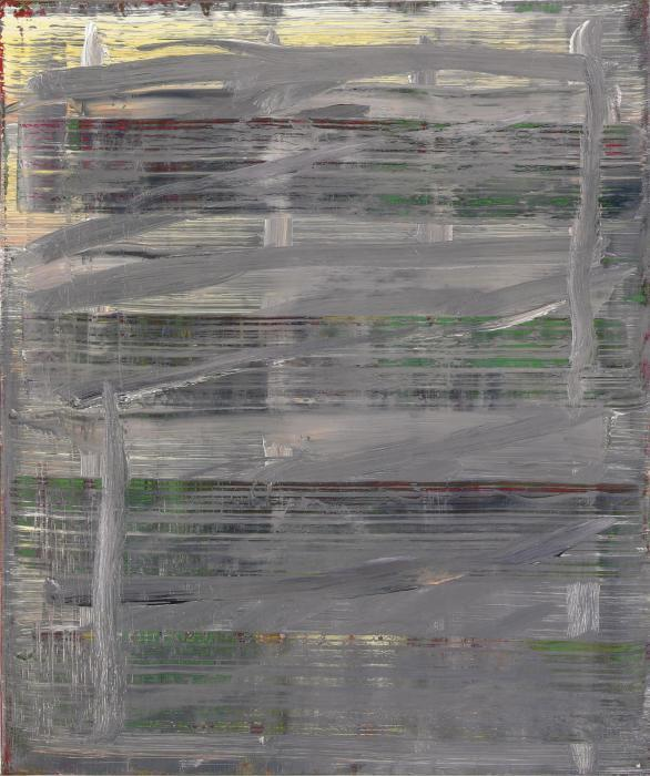 Gerhard Richter-Abstraktes Bild 752-4 (Abstract Painting 752-4)-1991