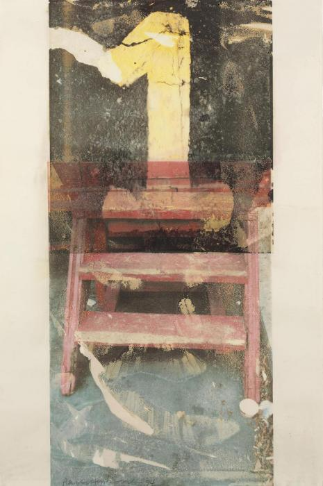 Robert Rauschenberg-Robert Rauschenberg - Number 1 (Waterworks)-1994