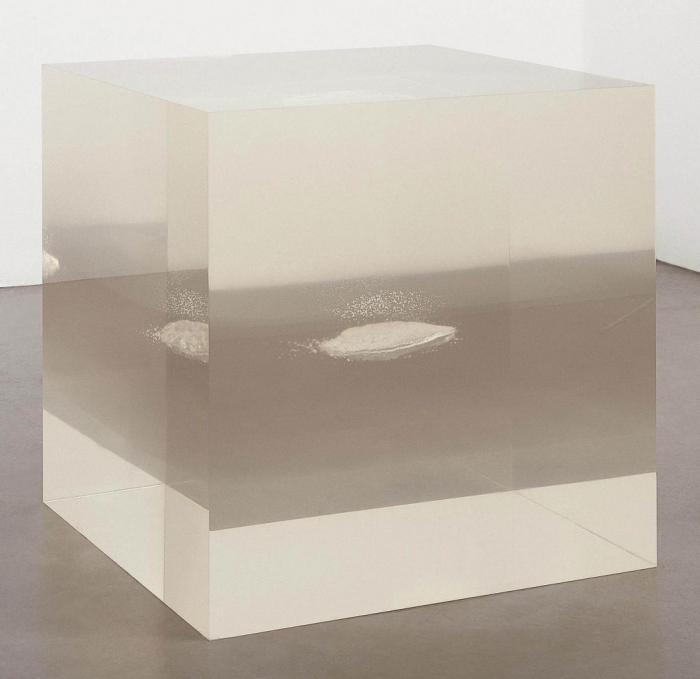 Anish Kapoor-Space as Object-2001