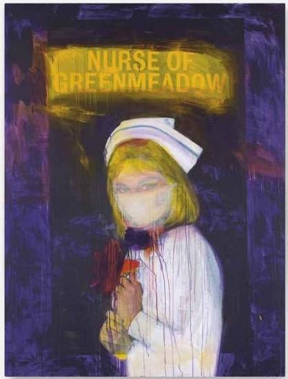 Richard Prince-Nurse Of Greenmeadow-2002