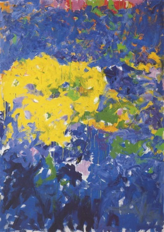 Joan Mitchell-Grande vallee no.XII-1986