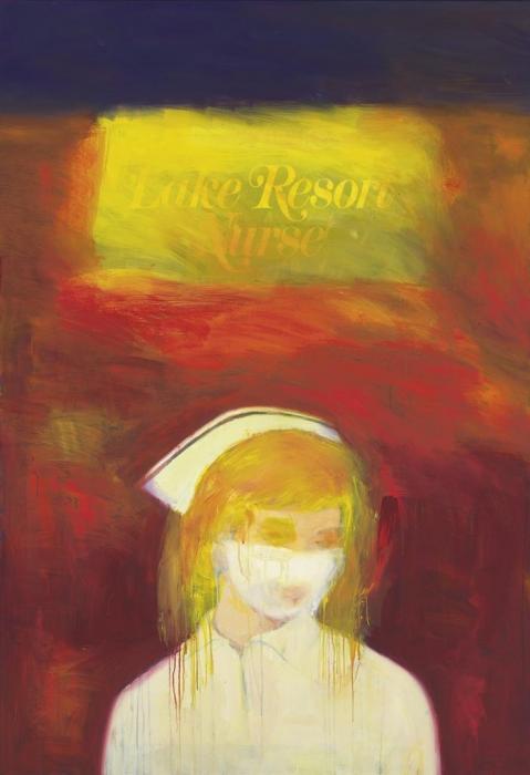 Richard Prince-Lake Resort Nurse-2003