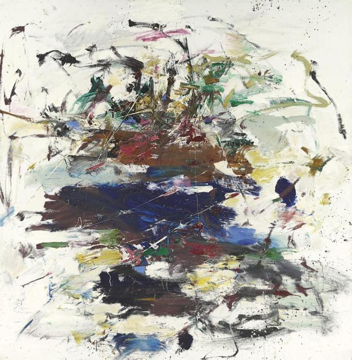 Joan Mitchell-Water Gate-1960