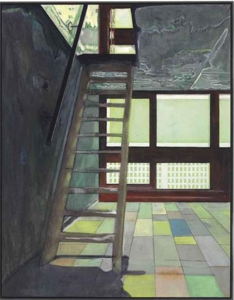 Peter Doig-Briey (Interior)-1999