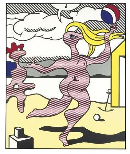 Roy Lichtenstein-Frolic-1977