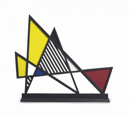 Roy Lichtenstein-Imperfect Sculpture-1995