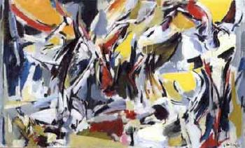 Joan Mitchell-Untitled-1951
