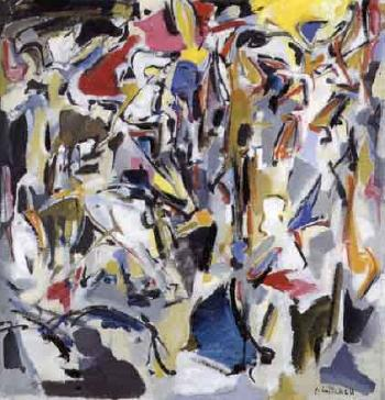 Joan Mitchell-Untitled-1951