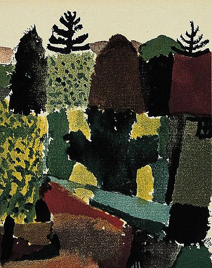 Paul Klee-Park-1914