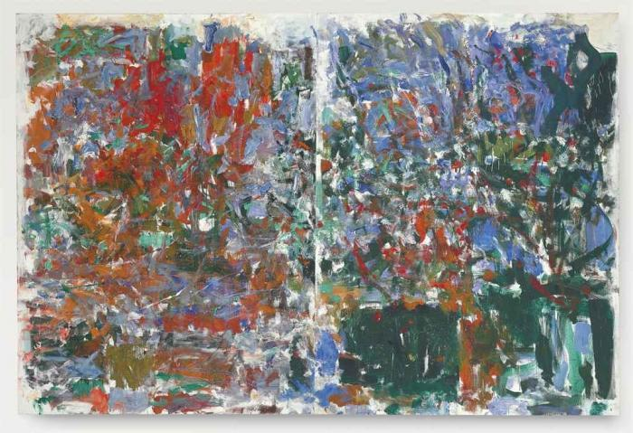 Joan Mitchell-Aires Pour Marion-1976