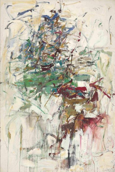 Joan Mitchell-Bergerie-1962
