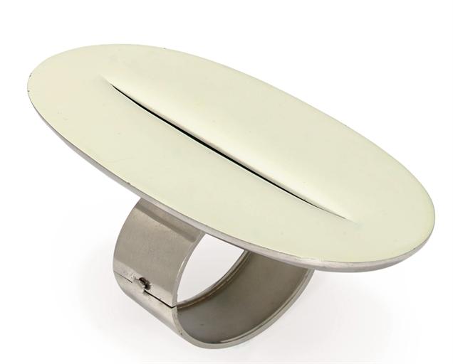 Lucio Fontana-Bracelet, model LF4-1969