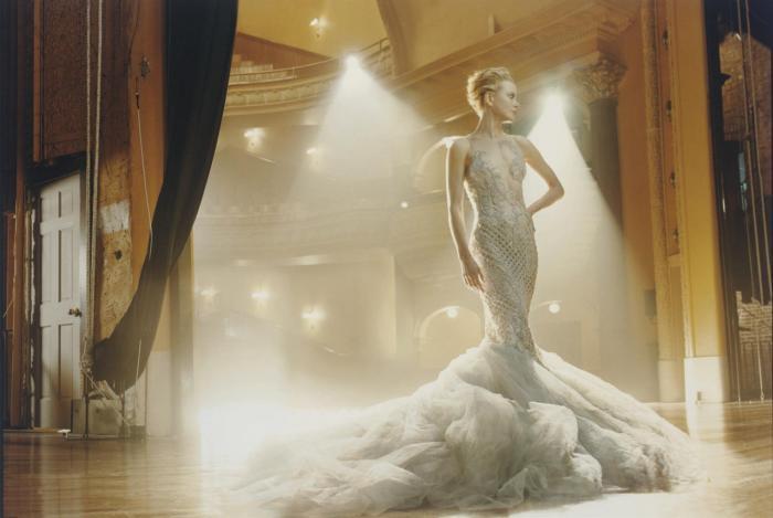 Annie Leibovitz-Nicole Kidman, New York-2003