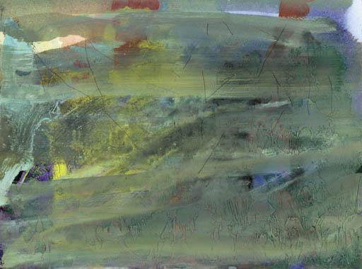 Gerhard Richter-Ohne Titel (7.11.85) / Untitled (7.11.85)-1985