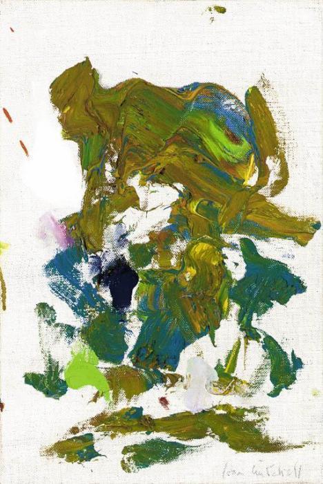 Joan Mitchell-Untitled-1969