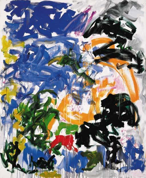 Joan Mitchell-Wind-1989