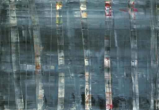 Gerhard Richter-Abstracktes Bild 757 (Abstract Painting 757)-1992