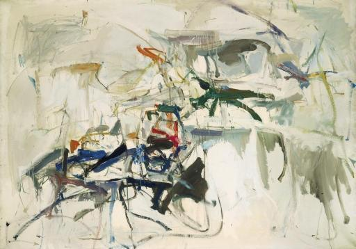 Joan Mitchell-St Hilaire-1957