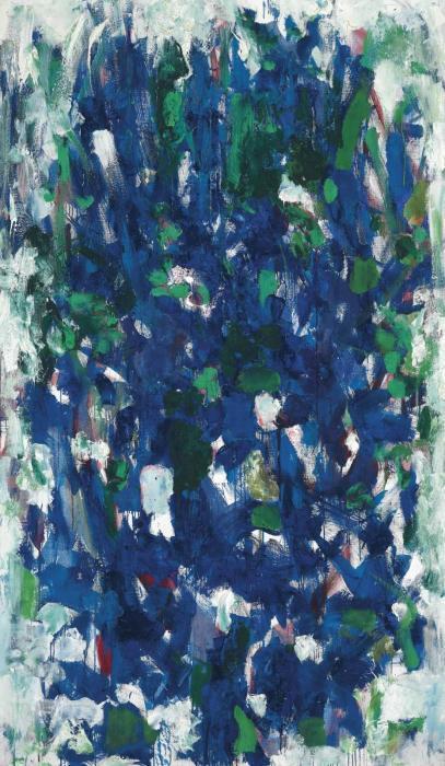 Joan Mitchell-Loom II-1976