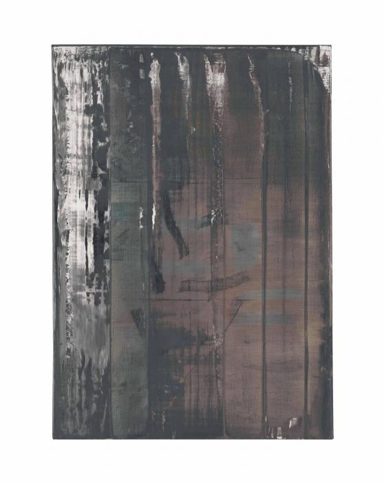Gerhard Richter-Abstraktes Bild 829-11 (Abstract Painting 829-11)-1995