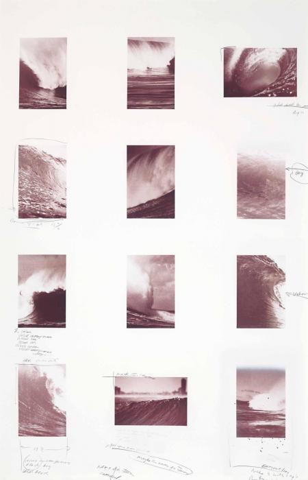 Richard Prince-The Velvet Beach (Gang)-1985