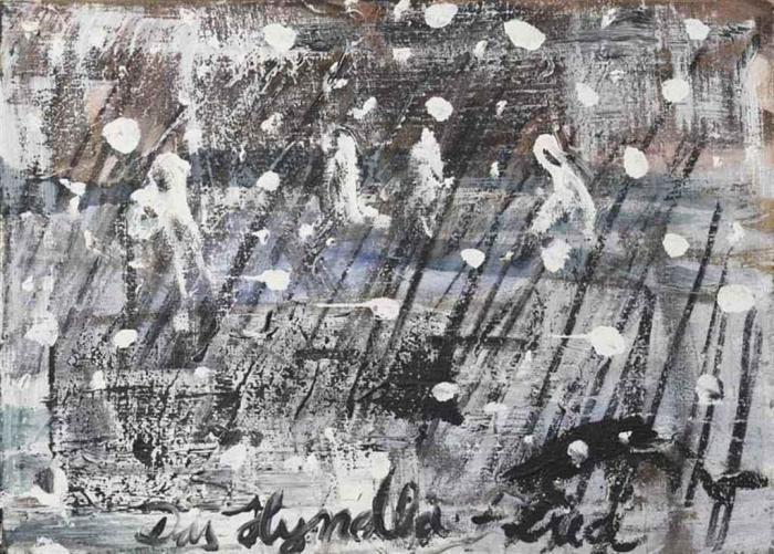 Anselm Kiefer-Das Hyndla Lied-1980
