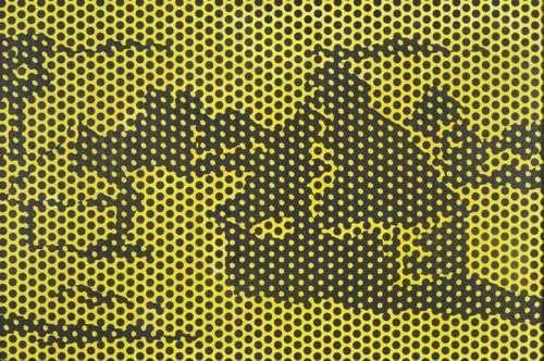 Roy Lichtenstein-Haystacks-1968
